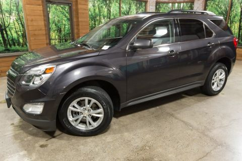 Pre-Owned 2016 Chevrolet Equinox LT AWD, Clean Carfax