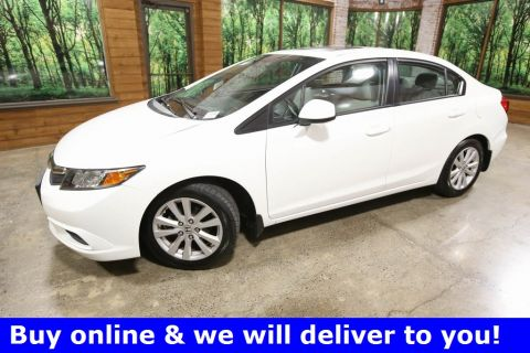 Pre-Owned 2012 Honda Civic EX-L