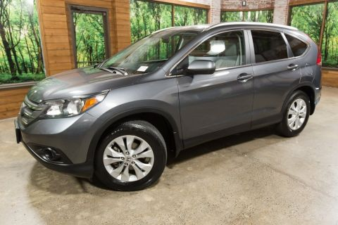 Pre-Owned 2013 Honda CR-V EX-L w/Navigation