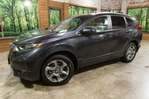 Certified Pre-Owned 2017 Honda CR-V EX-L Certified AWD