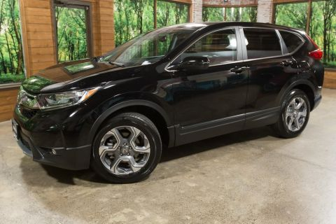 Certified Pre-Owned 2017 Honda CR-V EX-L w/Navigation