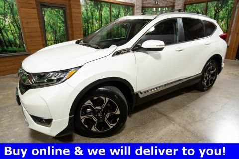 Pre-Owned 2018 Honda CR-V Touring AWD, Navigation, Sunroof, Body Kit