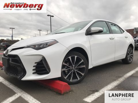 Pre-Owned 2017 Toyota Corolla L Lane Keep, Back Up Camera, Spoiler, Bluetooth!