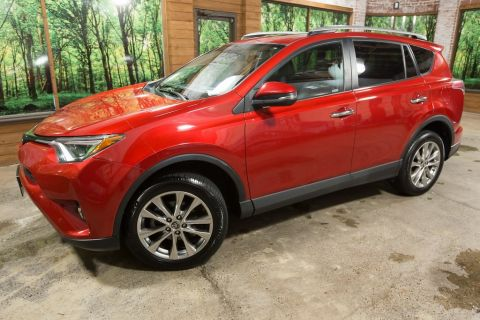 Pre-Owned 2016 Toyota RAV4 Limited AWD, Advanced Technology Pkg, Sunroof