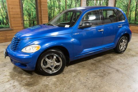 Pre-Owned 2004 Chrysler PT Cruiser Base Automatic, Under 100k miles, 3mo 3k mi Warranty!