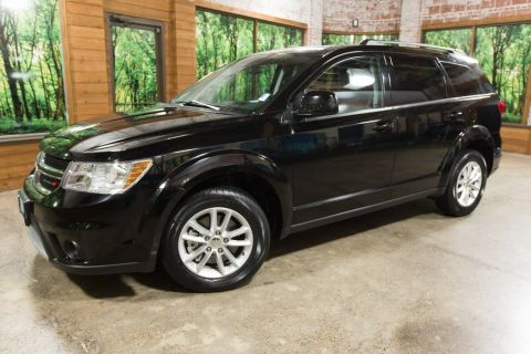 Certified Pre-Owned 2015 Dodge Journey SXT Clean Carfax, AWD, Certified!