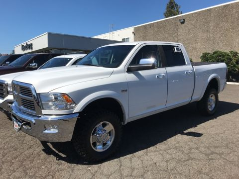 Pre-Owned 2012 Ram 2500 Laramie POWER WAGON NEW MT'S LOW MILES