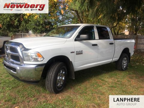 Pre-Owned 2014 Ram 2500 Tradesman Clean Carfax, One Owner, 4WD!
