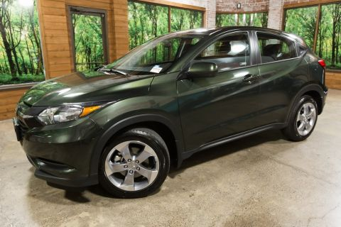 Certified Pre-Owned 2018 Honda HR-V LX AWD