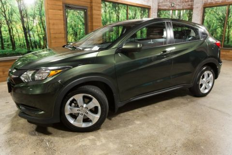 Certified Pre-Owned 2016 Honda HR-V LX AWD, 1-Owner, Certified, 32 MPG