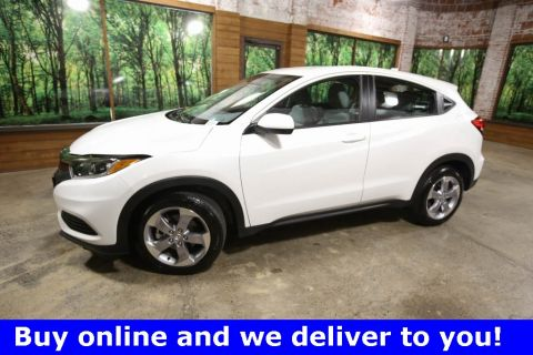 Certified Pre-Owned 2019 Honda HR-V LX AWD, 1-Owner, Certified