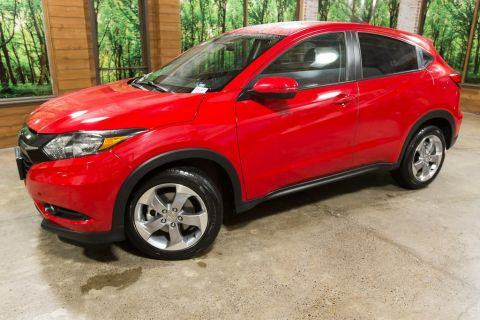 Certified Pre-Owned 2017 Honda HR-V EX AWD, 1-Owner, Certified, Sunroof