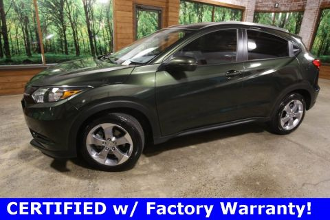Certified Pre-Owned 2017 Honda HR-V EX-L w/Navigation