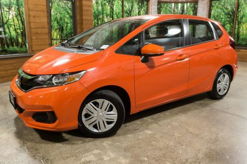 Pre-Owned 2018 Honda Fit LX 1-OWNER, CLEAN CARFAX/TITLE