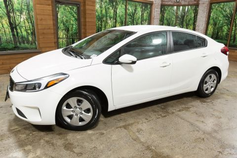Certified Pre-Owned 2017 Kia Forte LX 1-Owner, CERTIFIED, LOW Miles