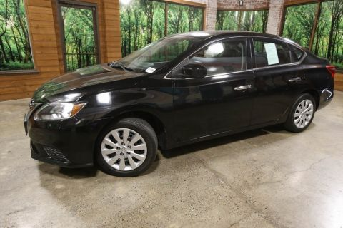 Pre-Owned 2016 Nissan Sentra S CVT Automatic, Clean Carfax