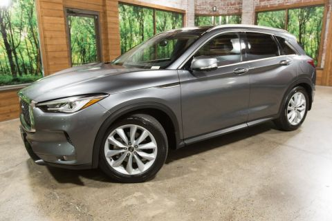 Certified Pre-Owned 2019 INFINITI QX50 ESSENTIAL PRO ASSIST, HEAT PACKAGE, BOSE SOUND