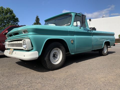 Pre-Owned 1964 Chevrolet C/K Pickup 292 Inline 6, Manual, Front Disc Conversion