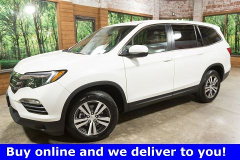 Certified Pre-Owned 2018 Honda Pilot EX AWD, 1-Owner, CERTIFIED