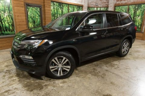 Certified Pre-Owned 2016 Honda Pilot EX-L w/Rear Entertainment System
