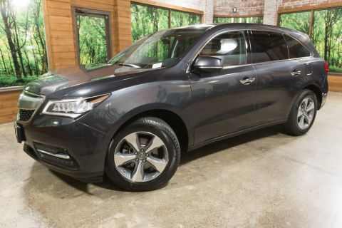 Pre-Owned 2016 Acura MDX 3.5L SH-AWD, One Owner, Backup Camera