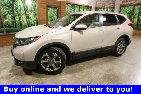 Certified Pre-Owned 2019 Honda CR-V EX AWD, 1-Owner, CERTIFIED, Sunroof