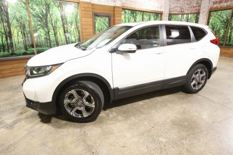 Certified Pre-Owned 2018 Honda CR-V EX AWD, 1-Owner, Sunroof, CERTIFIED