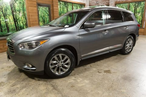 Certified Pre-Owned 2015 INFINITI QX60 Base AWD, 1-Owner, Drivers Assist, Premium Plus