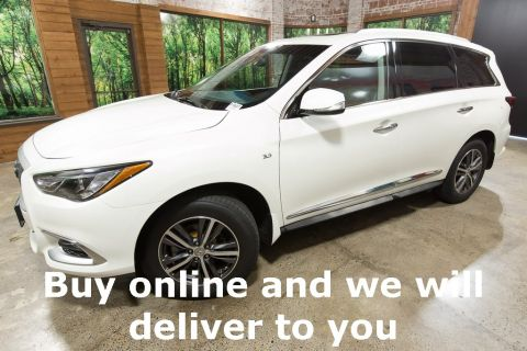 Certified Pre-Owned 2016 INFINITI QX60 AWD, Sunroof, 1-Owner, CERTIFIED