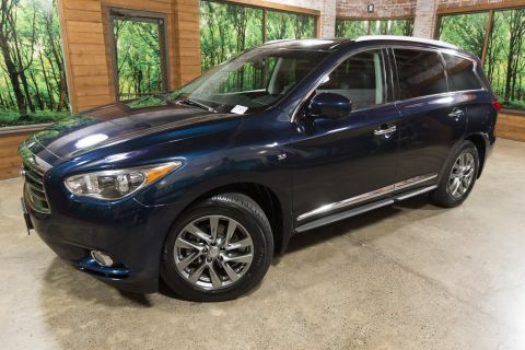 Certified Pre-Owned 2015 INFINITI QX60 Premium, Premium Plus,One Owner, Certified!