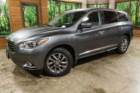 Pre-Owned 2015 INFINITI QX60 Base One Owner, AWD, Dealer Serviced