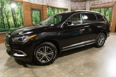 Certified Pre-Owned 2016 INFINITI QX60 Premium Plus Pkg, AWD, Navigation, Sunroof