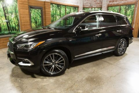 Certified Pre-Owned 2016 INFINITI QX60 AWD, Premium Plus Package, Deluxe Tech Package