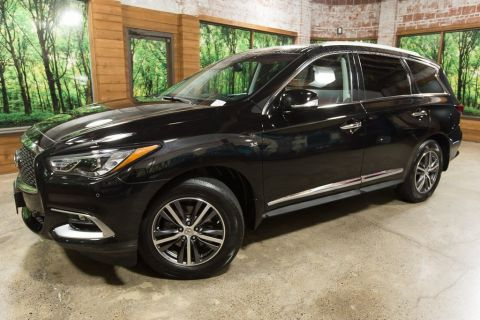 Certified Pre-Owned 2016 INFINITI QX60 AWD, Driver Assist Pkg, Premium Plus Pkg, Navi