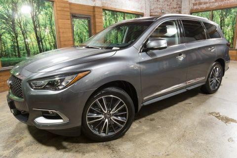 Certified Pre-Owned 2016 INFINITI QX60 AWD, Theatre Pkg, Driver Assist Pkg, CERTIFIED