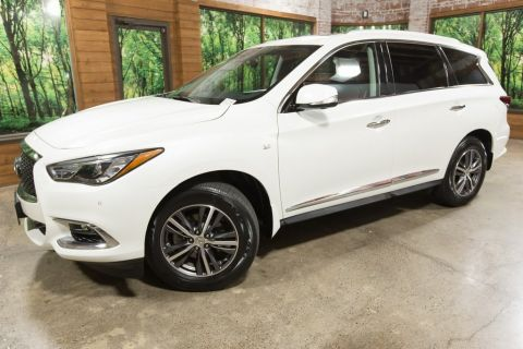Certified Pre-Owned 2018 INFINITI QX60 AWD, Premium Plus Pkg, Driver Assist Pkg