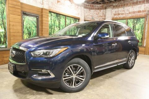 Certified Pre-Owned 2017 INFINITI QX60 AWD, Theatre Pkg, Driver Assist Pkg, CERTIFIED