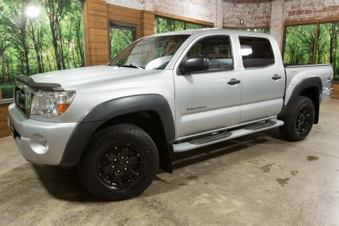 Pre-Owned 2008 Toyota Tacoma PreRunner TRD Rugged Trail Edition
