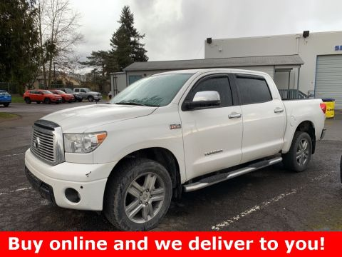 Pre-Owned 2013 Toyota Tundra Limited 1794 4WD, Clean Carfax, Navigation, Sunroof