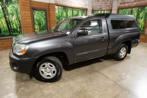 Pre-Owned 2011 Toyota Tacoma Base 1-Owner with Canopy