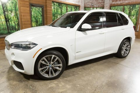 Pre-Owned 2016 BMW X5 xDrive50i AWD, Driver Assist Plus Package, M Sport Package