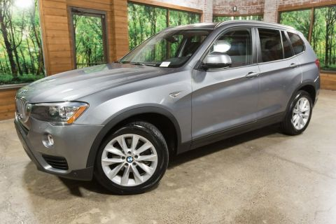 Pre-Owned 2016 BMW X3 xDrive28i AWD, Tech Pkg, Premium Pkg, Panoramic Sunroof