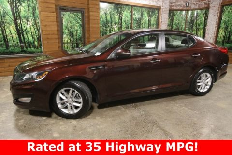 Pre-Owned 2012 Kia Optima LX Local Oregon Car, Clean Title and Carfax
