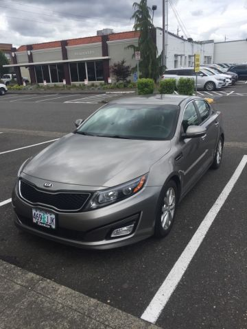 Pre-Owned 2015 Kia Optima LX Automatic, 34 MPG
