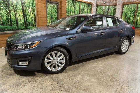 Pre-Owned 2015 Kia Optima EX with Clean Carfax, Clean Title, Leather Seats