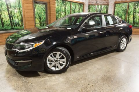 Certified Pre-Owned 2016 Kia Optima LX CERTIFIED with Only 23k Miles