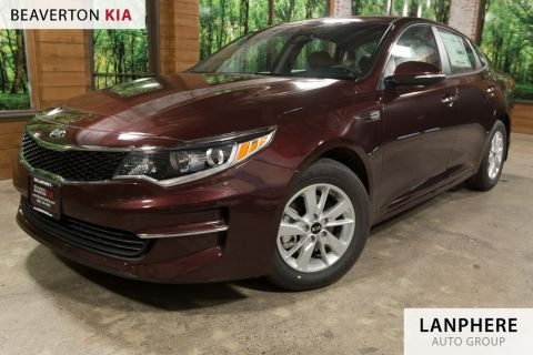 Certified Pre-Owned 2018 Kia Optima LX 7k miles, Certified!