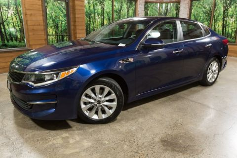 Certified Pre-Owned 2017 Kia Optima LX Certified, 10yr 100k Warranty!!