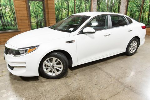 Certified Pre-Owned 2016 Kia Optima LX CERTIFIED, Low Mileage, Clean Carfax