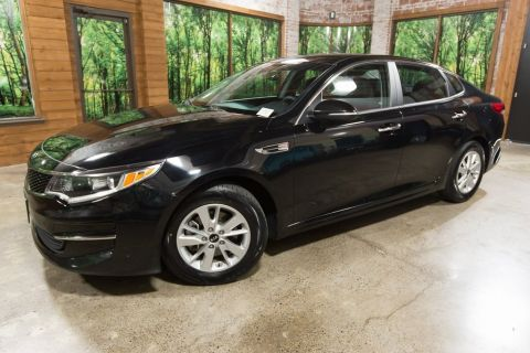 Certified Pre-Owned 2018 Kia Optima LX 1-Owner, Certified, Blind Spot, Apple CarPlay